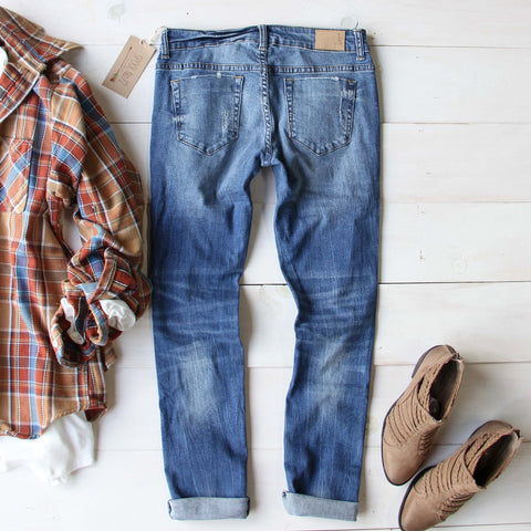 The Denver Skinny Jean