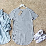 The Emma Basic Tee: Alternate View #3