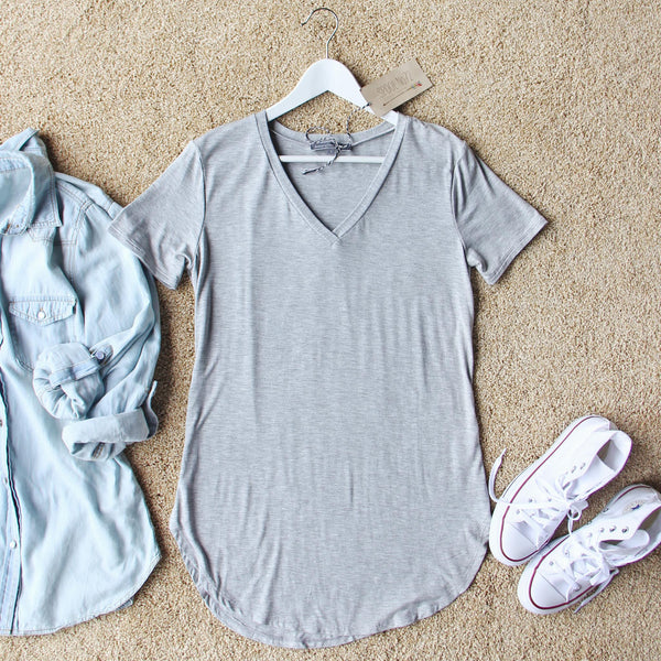 The Emma Basic Tee: Featured Product Image
