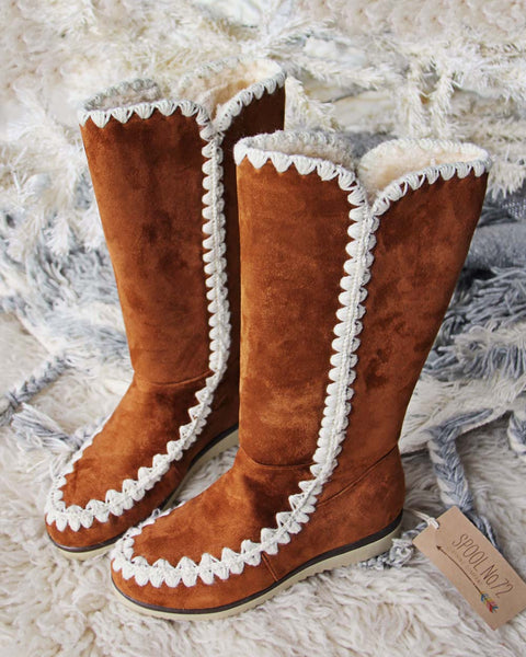 The Eskimo Boots: Featured Product Image
