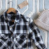 The Everyday Plaid Top in Buffalo: Alternate View #2