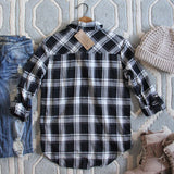 The Everyday Plaid Top in Buffalo: Alternate View #4