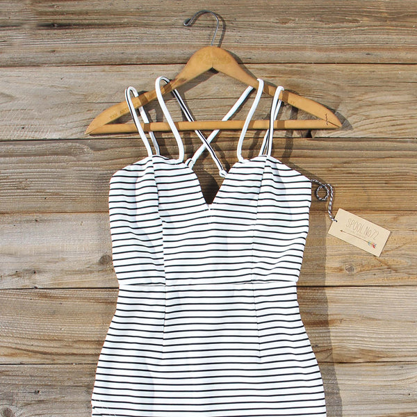 The Florence Stripe Dress: Featured Product Image