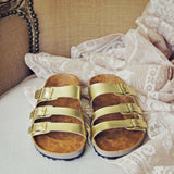 The Goldie Sandals: Alternate View #2