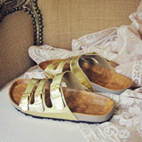 The Goldie Sandals: Alternate View #3