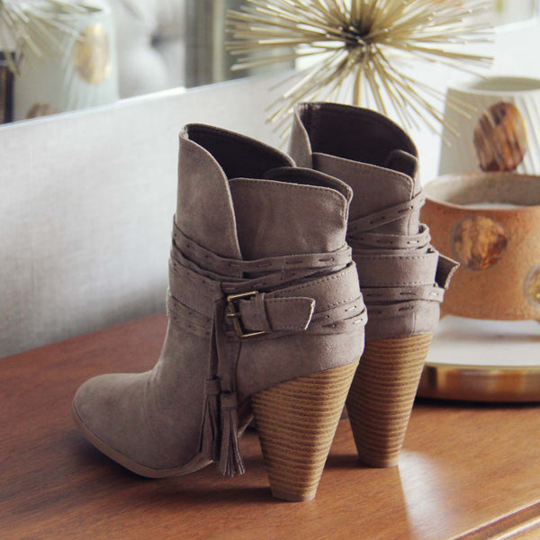 The Goldie Booties: Featured Product Image