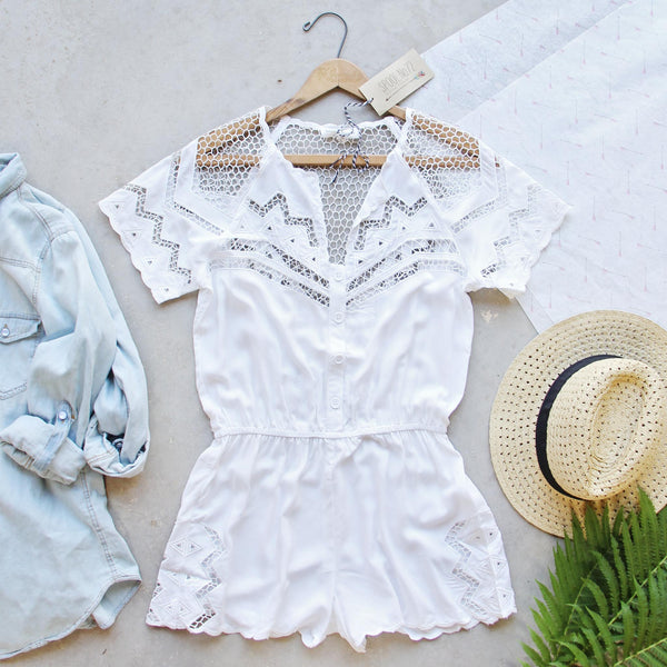 The Havana Romper: Featured Product Image