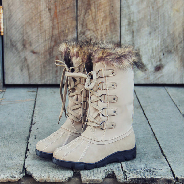 Igloo Snow Boots: Featured Product Image