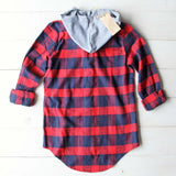 The Jackson Plaid Hoodie: Alternate View #4