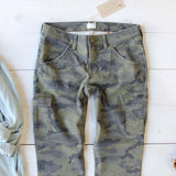 The Joey Camo Jeans: Alternate View #2