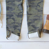 The Joey Camo Jeans: Alternate View #3