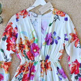The Lily Romper (wholesale): Alternate View #2