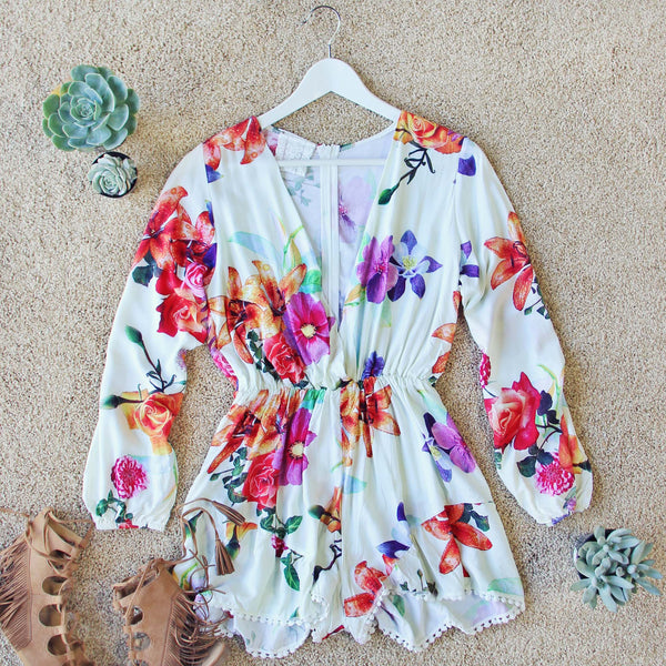 The Lily Romper: Featured Product Image