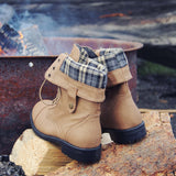 The Lodge Boots in Timber: Alternate View #3