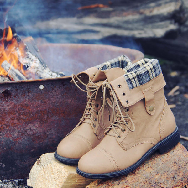 The Lodge Boots in Timber: Featured Product Image