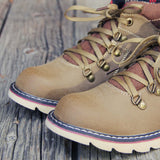 The Logger Boots in Lumber: Alternate View #2