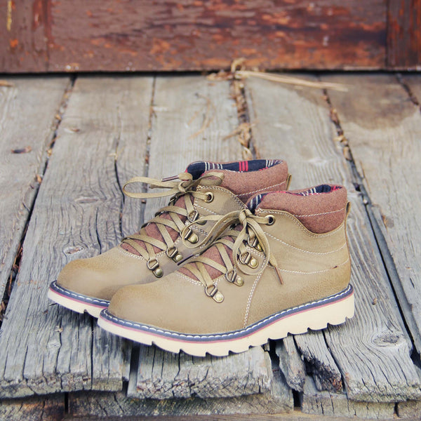 The Logger Boots in Lumber: Featured Product Image