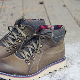 The Logger Boots in Sage: Alternate View #2