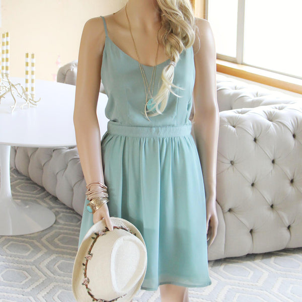 The Madison Sage Dress: Featured Product Image