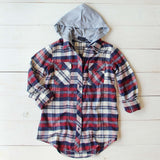 The Missoula Plaid Hoodie: Alternate View #2