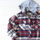 The Missoula Plaid Hoodie: Alternate View #3