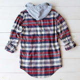 The Missoula Plaid Hoodie: Alternate View #4