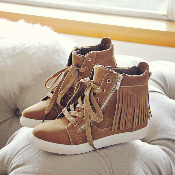 The Moccasin Sneakers: Featured Product Image