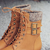 The Montana Sweater Boots: Alternate View #2