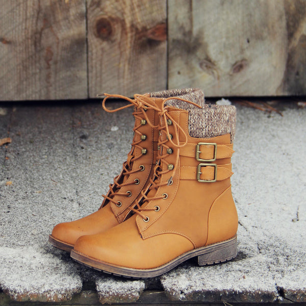 The Montana Sweater Boots: Featured Product Image