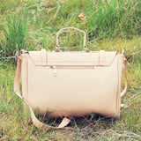 The Nash Tote in Blush: Alternate View #3