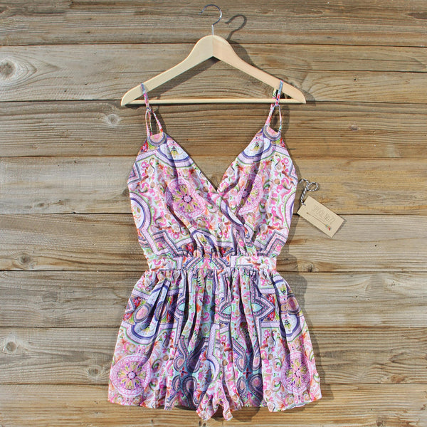 The Nile Romper: Featured Product Image