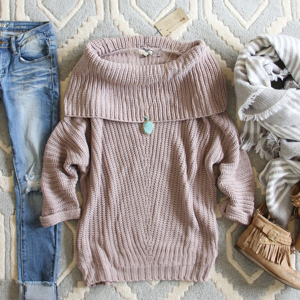 The Nubby Knit Sweater: Featured Product Image