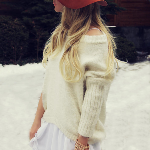 The Paige Sweater: Featured Product Image
