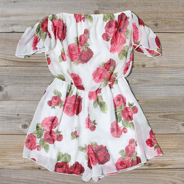 Rosewood Romper: Featured Product Image