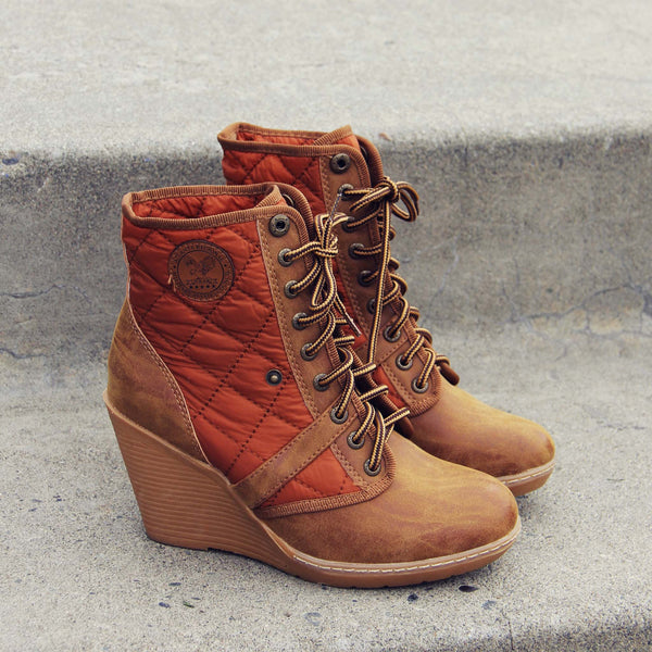 The Roslyn Booties: Featured Product Image