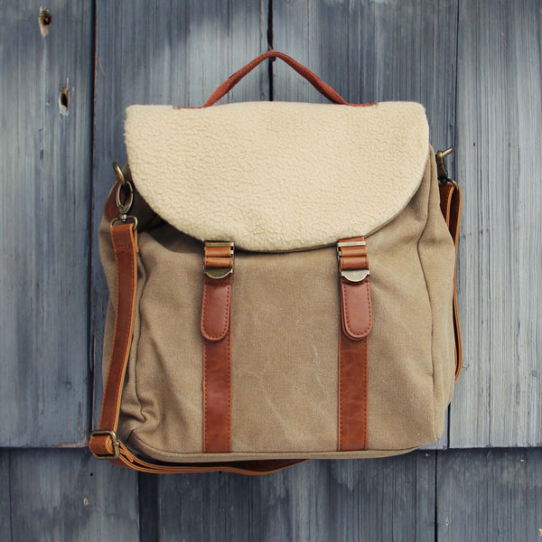 The Sherpa Tote: Featured Product Image