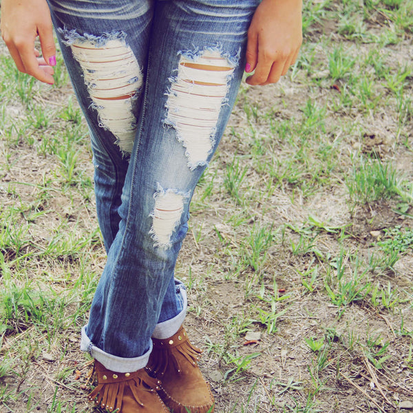 The Sawyer Bootcut Jean: Featured Product Image