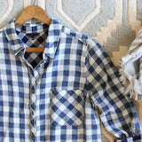 The Scout Plaid Top: Alternate View #2
