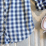 The Scout Plaid Top: Alternate View #3