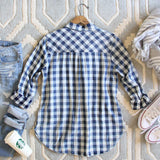 The Scout Plaid Top: Alternate View #4