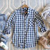 The Scout Plaid Top: Alternate View #1
