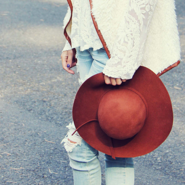 The Sedona Floppy Hat: Featured Product Image