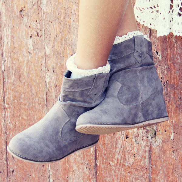 The Snohomish Booties: Featured Product Image
