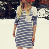 The T-Shirt Dress: Alternate View #2