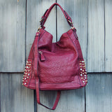 The Telluride Studded Tote: Alternate View #3