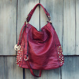 The Telluride Studded Tote: Alternate View #1