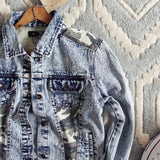 The Tucker Jean Jacket: Alternate View #2