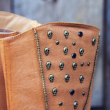The Tucker Studded Campus Boots: Alternate View #3