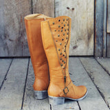 The Tucker Studded Campus Boots: Alternate View #4