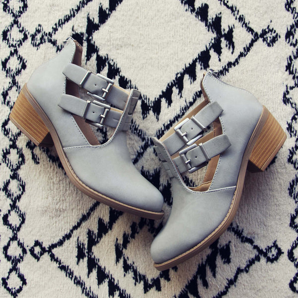 The Vista Booties: Featured Product Image
